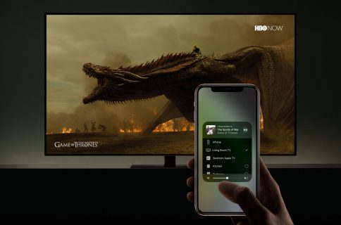 Apple shares a list of AirPlay 2–enabled televisions
