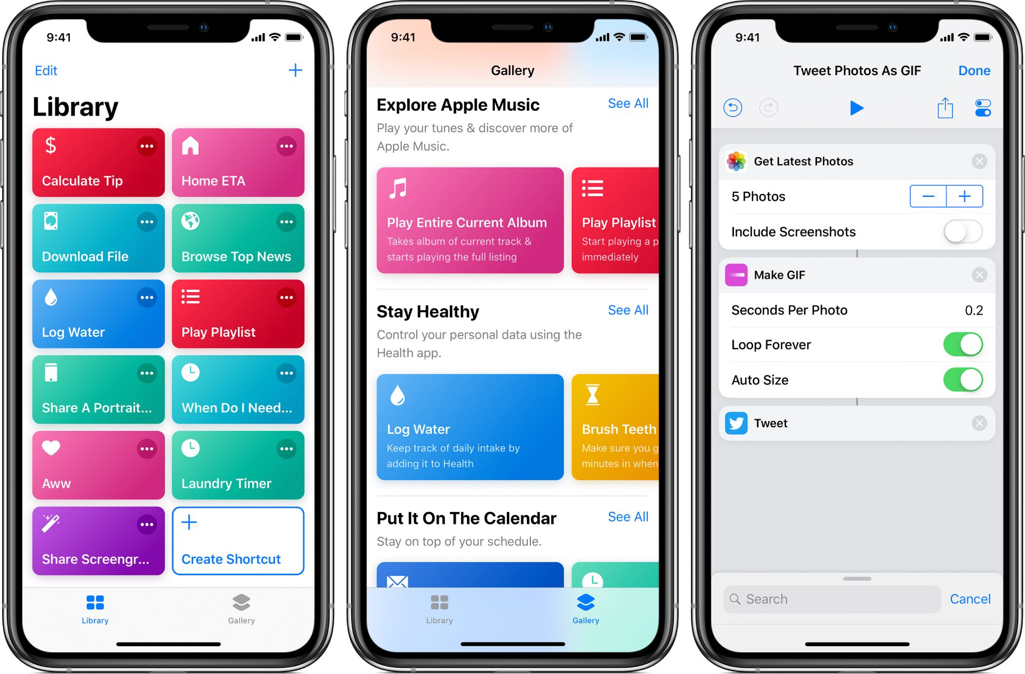 Here are a few ways you can find some pretty great shortcuts for your iPhone and iPad