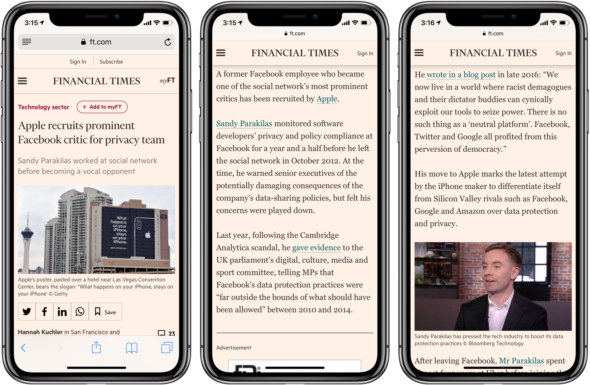 How to bypass paywalls and read articles for free in Safari for iPhone