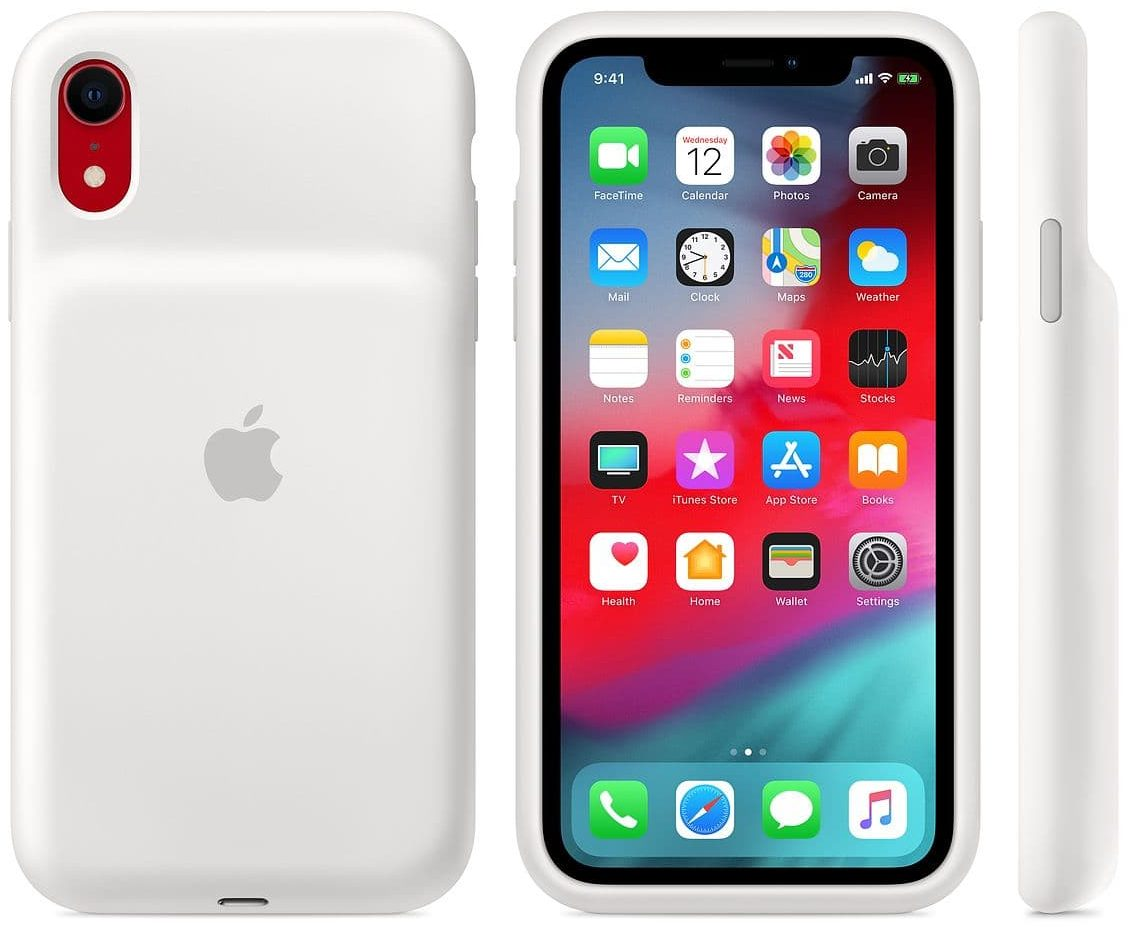 info for 1b0d0 5fcd4 Apple's new Smart Battery Case fits an iPhone X, but charging ...