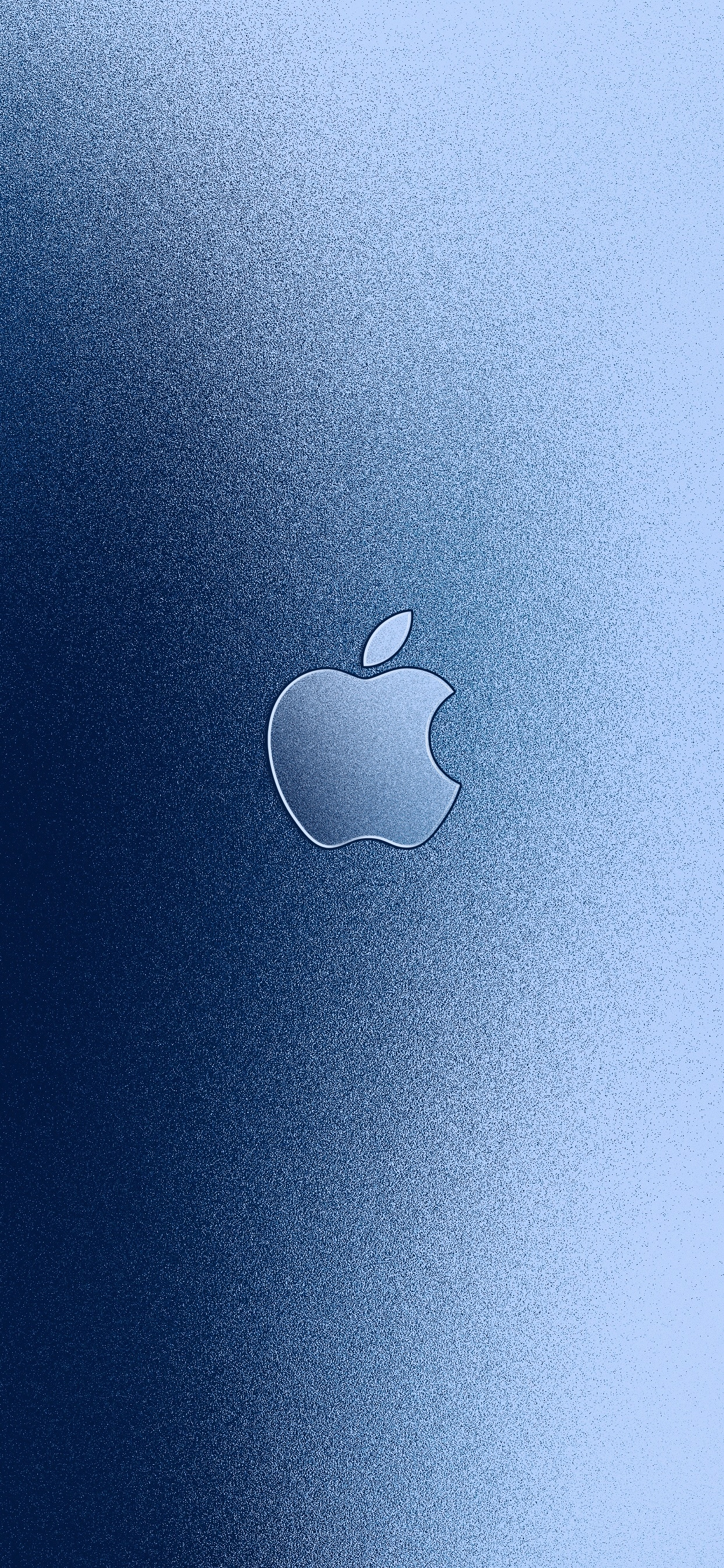 v1 with Apple Logo iPhone XS Max wallpaper ar72014