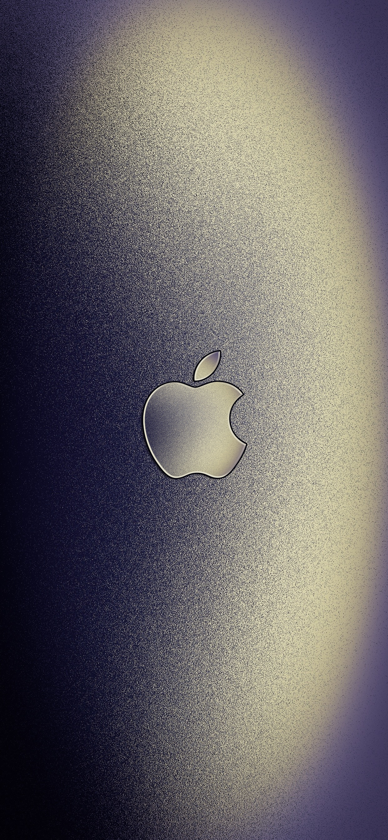 v4 with Apple Logo iPhone XS Max wallpaper ar72014