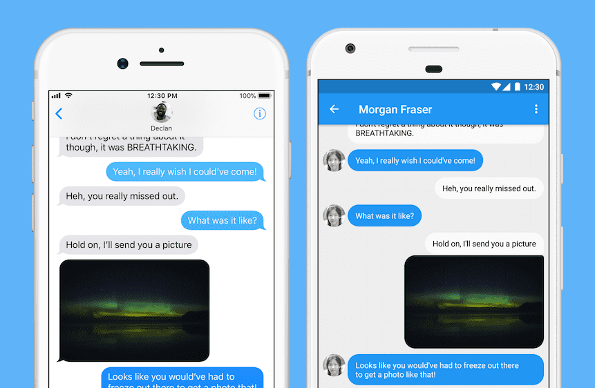 AirMessage lets you use iMessage on Android, but you'll need