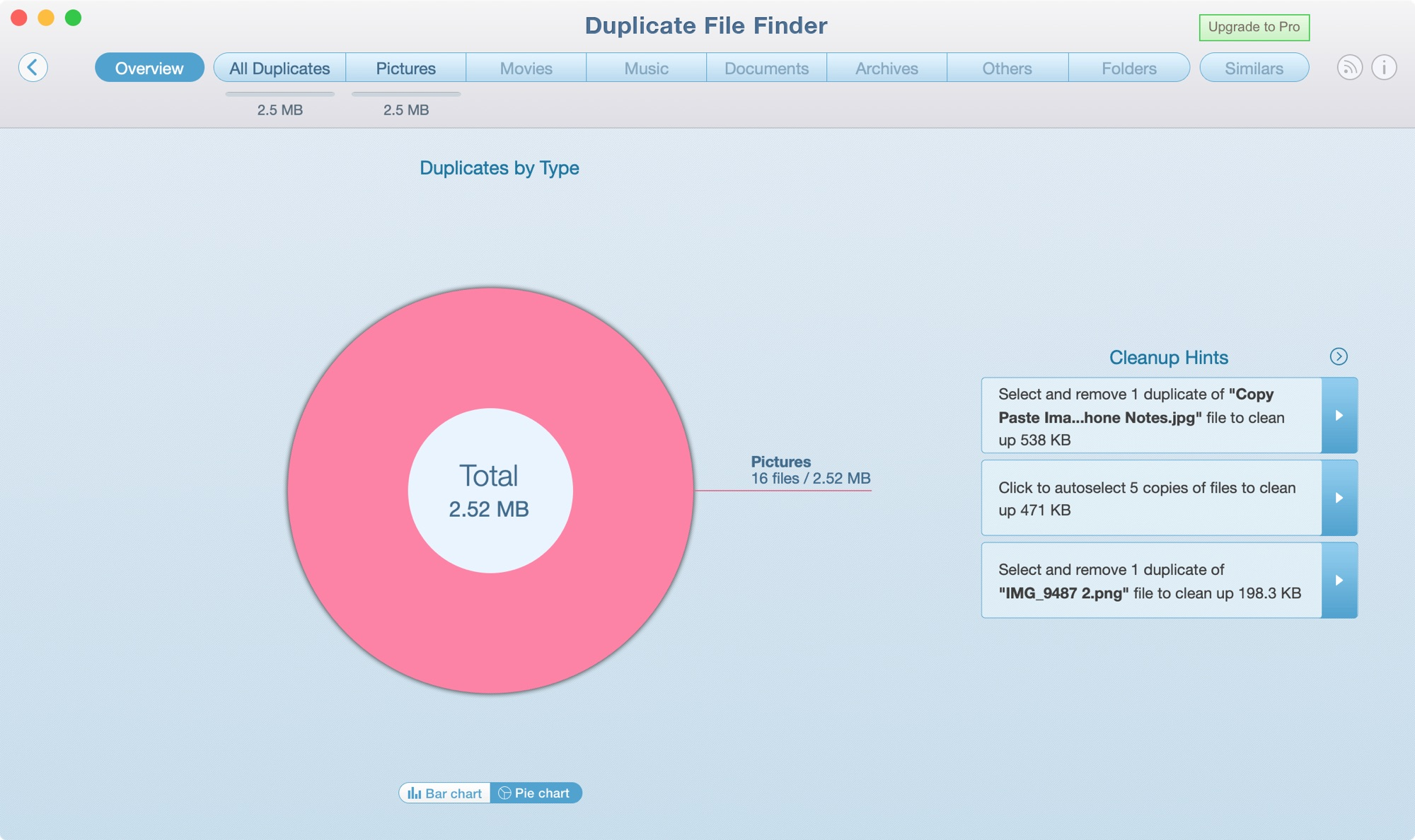Duplicate File Finder Overview Mac