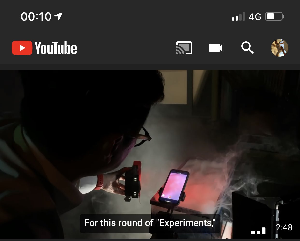 How to disable autoplaying videos in the Home tab of the mobile YouTube app