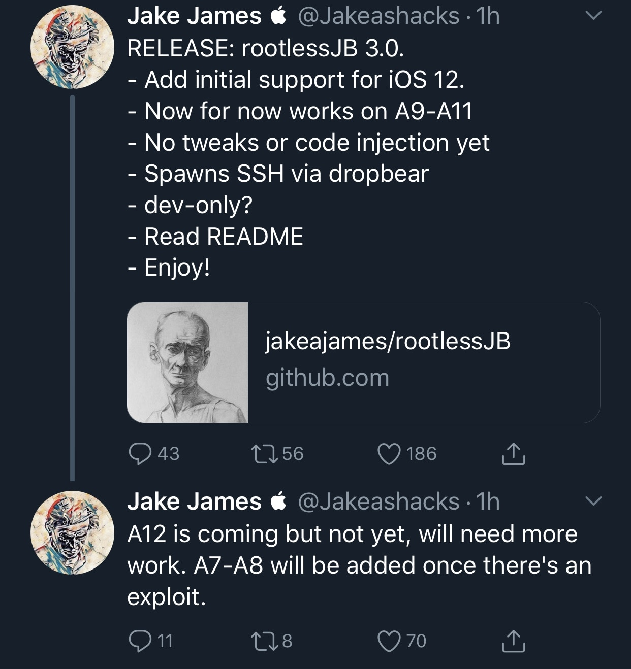 rootless jb download