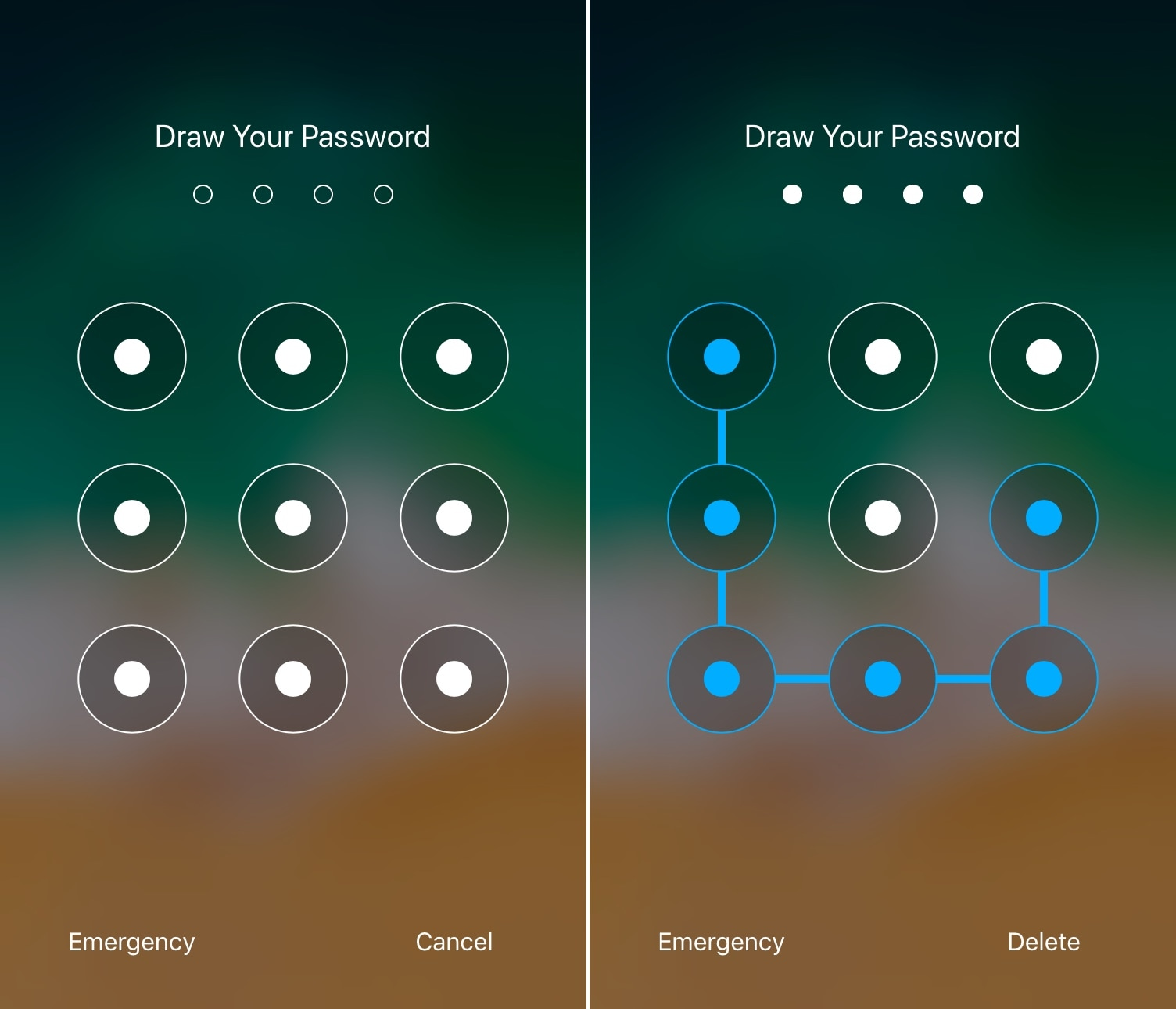 LockDroid gives your jailbroken iPhone the classic Android-style