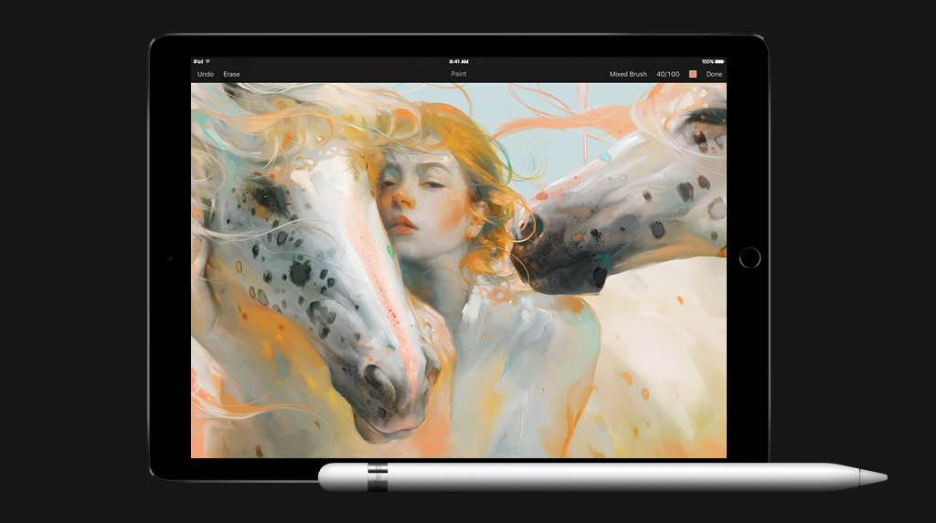 Pixelmator for iOS now supports 2018 iPad Pro resolutions