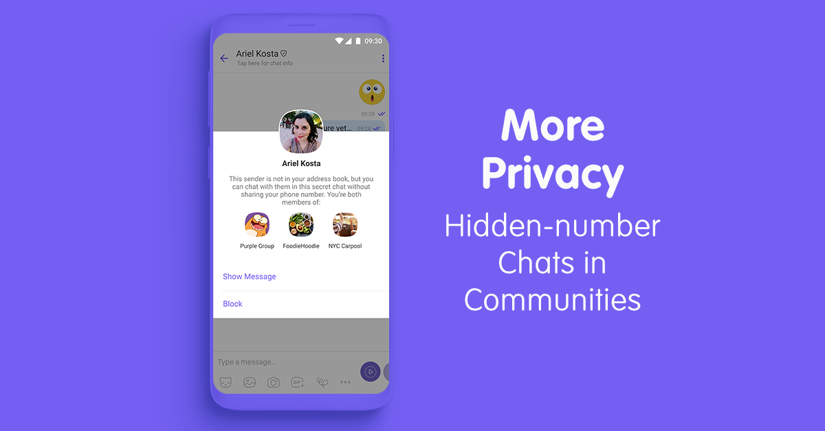 Viber 10 is here: a sleek new look, 2x faster, new privacy measures