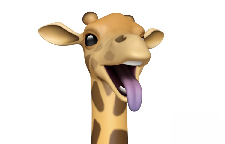 Say hello to the new giraffe, shark, owl and boar Animoji in iOS 12.2