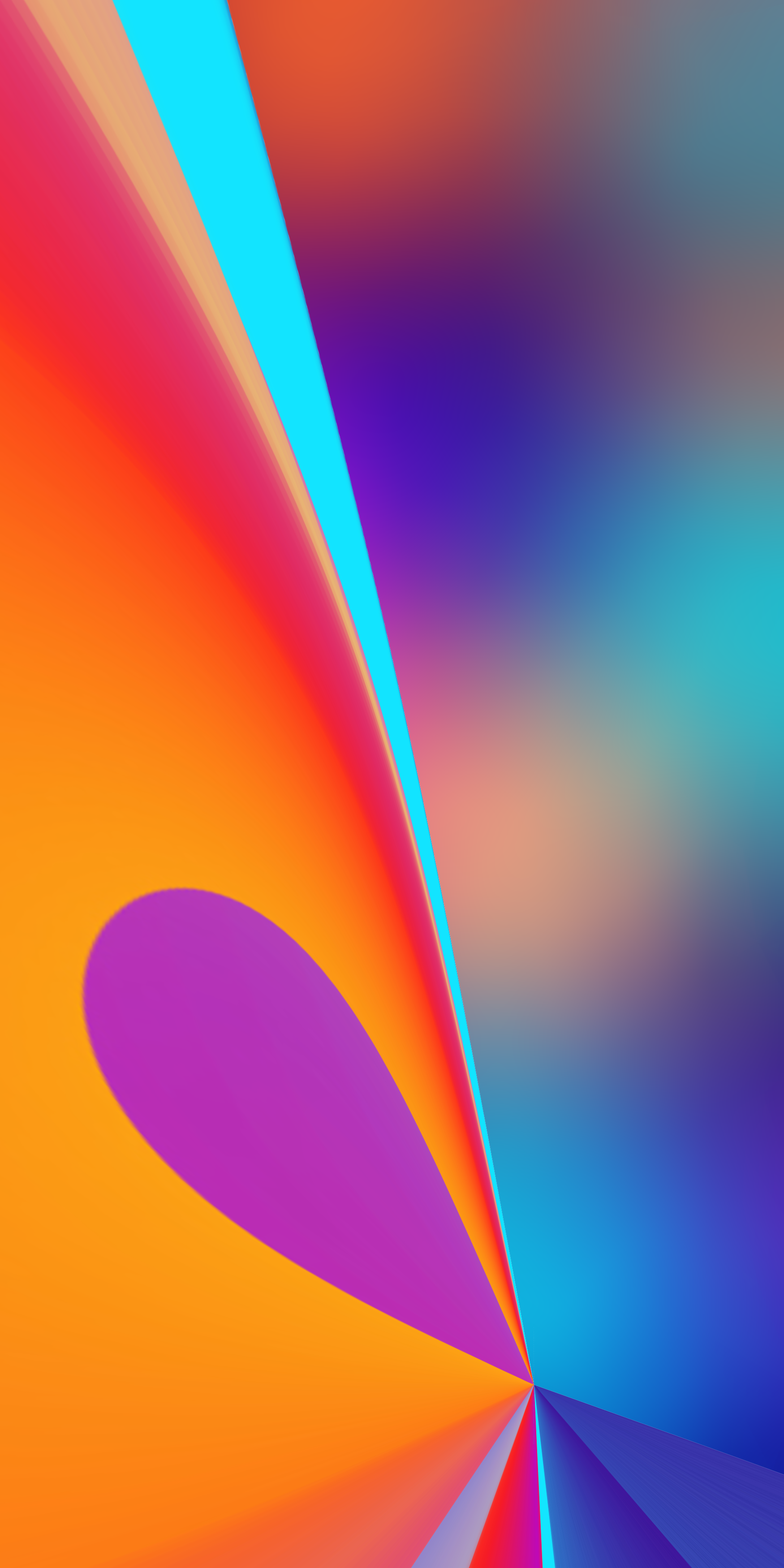 ongliong11 color spectrum iPhone wallpaper