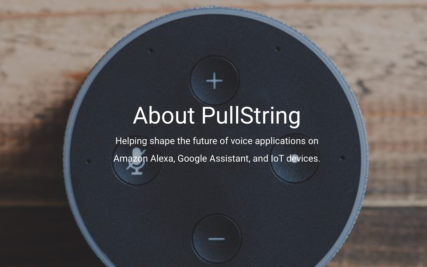 Apple acquires voice app startup Pullstring