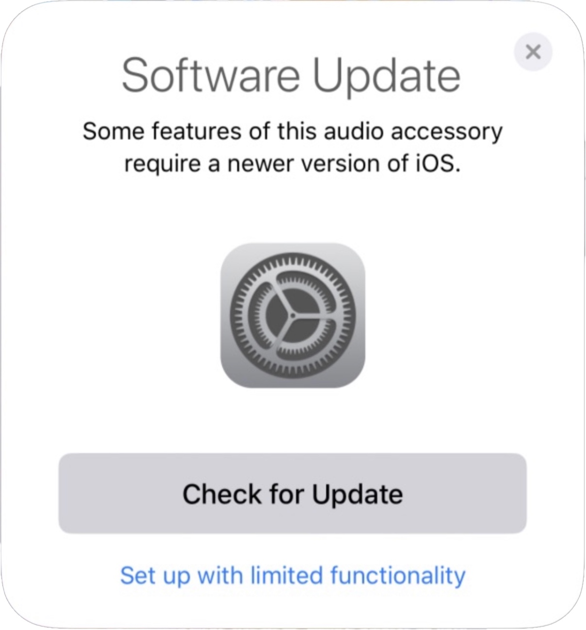 AirPods 2 will work on pre-iOS 12.2 firmware, albeit with 'limited' functionality