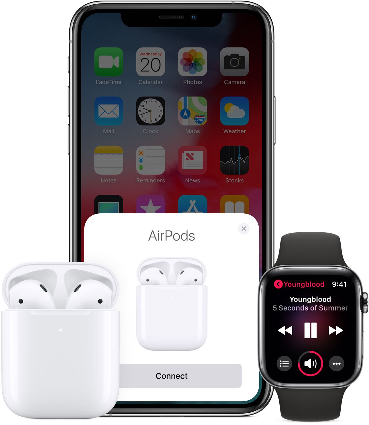 AirPods 2 are powered by the new Apple H1 chip  Here's