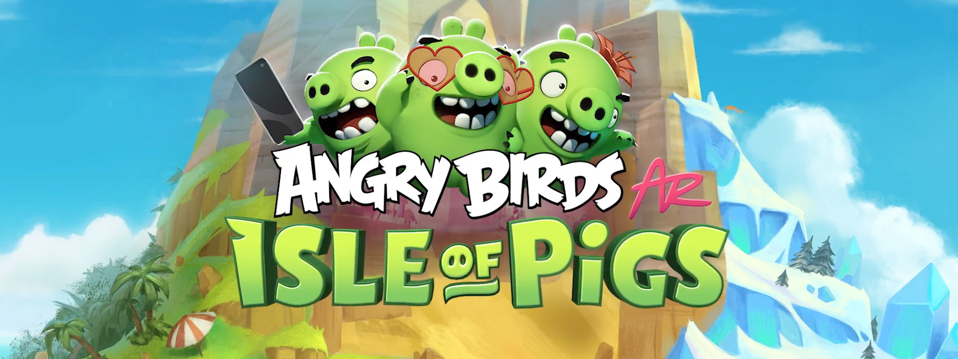 Pre-order the upcoming Angry Birds augmented reality game ahead of launch