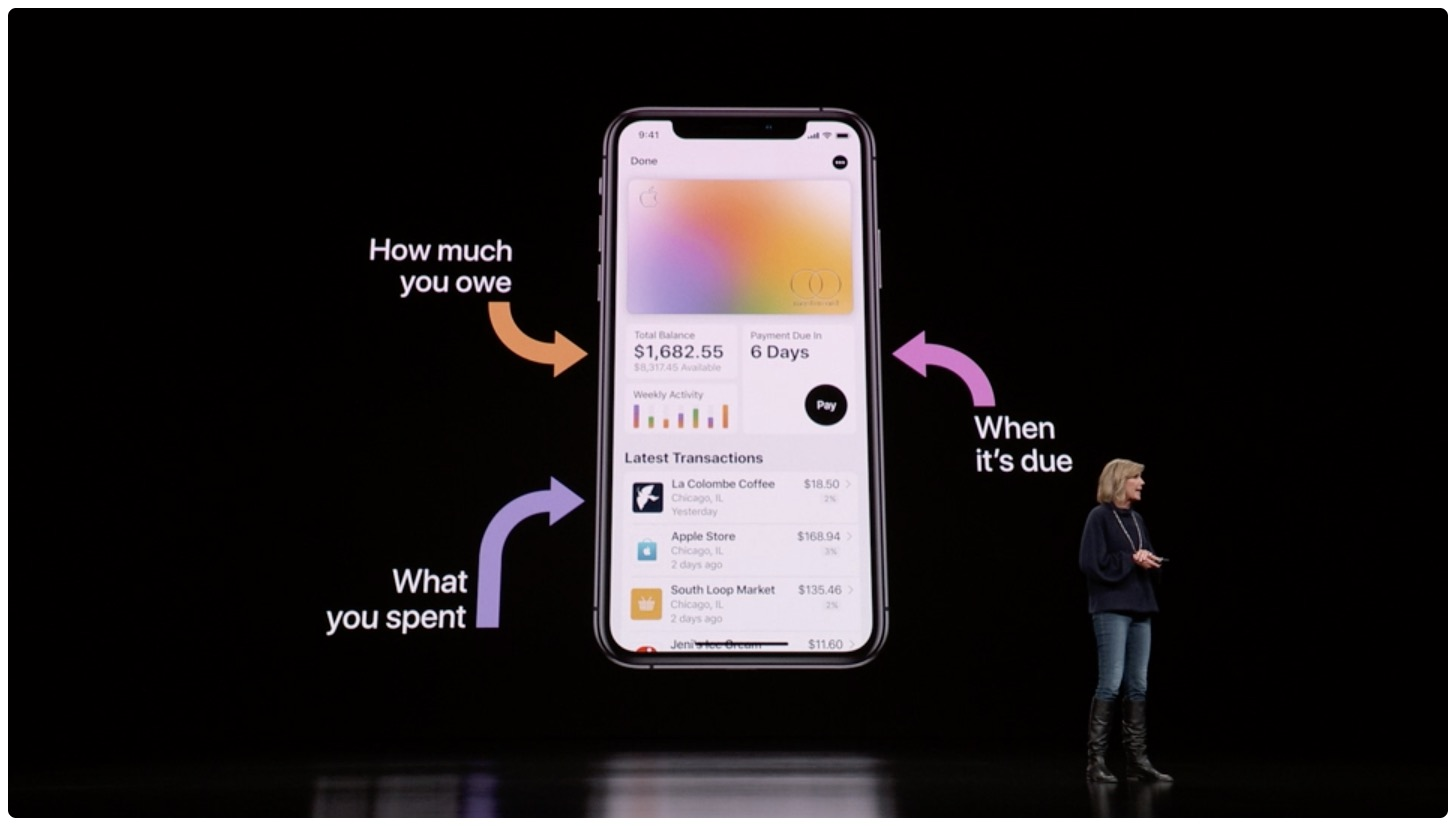 Here are Apple's official video tutorials showing how Apple Card works