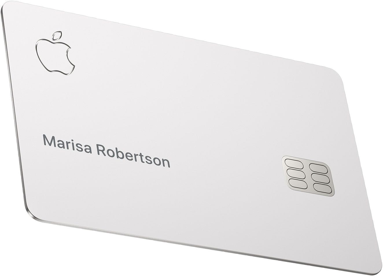 Apple Card doesn't support exporting financial data to third