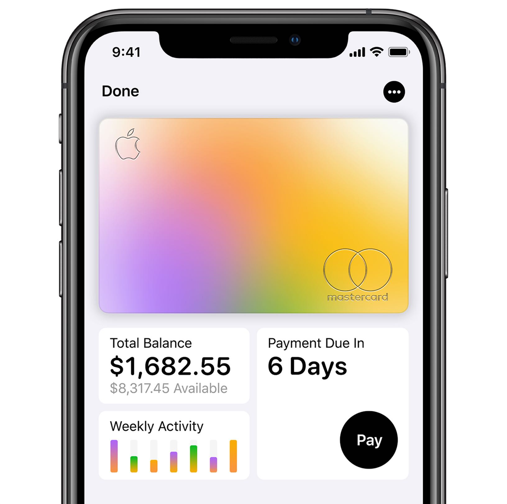 Apple Card will let you generate virtual card numbers for