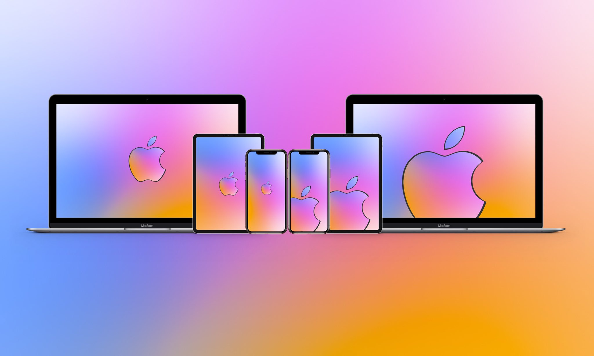 Apple Card wallpapers for iPhone, iPad, and desktop