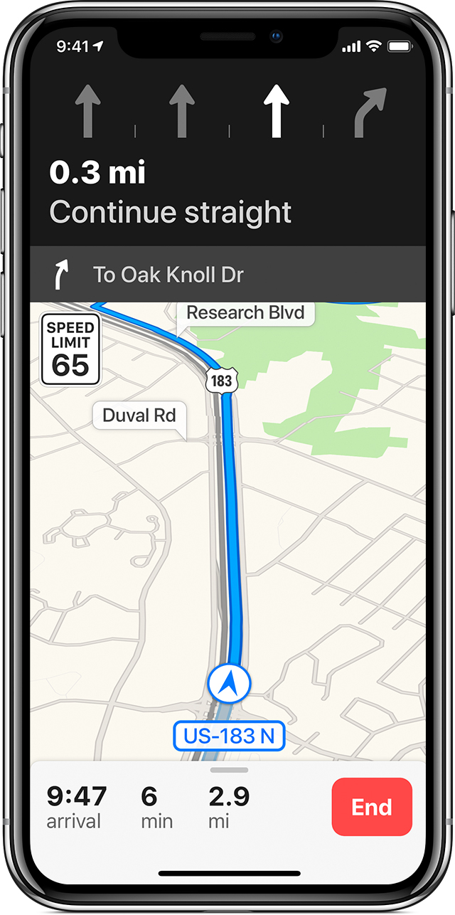 How Apple Maps protects your privacy when navigating
