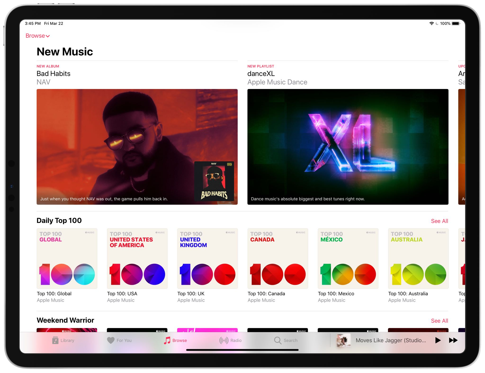 Apple Music is rolling out a redesigned Browse tab with enhanced content discovery