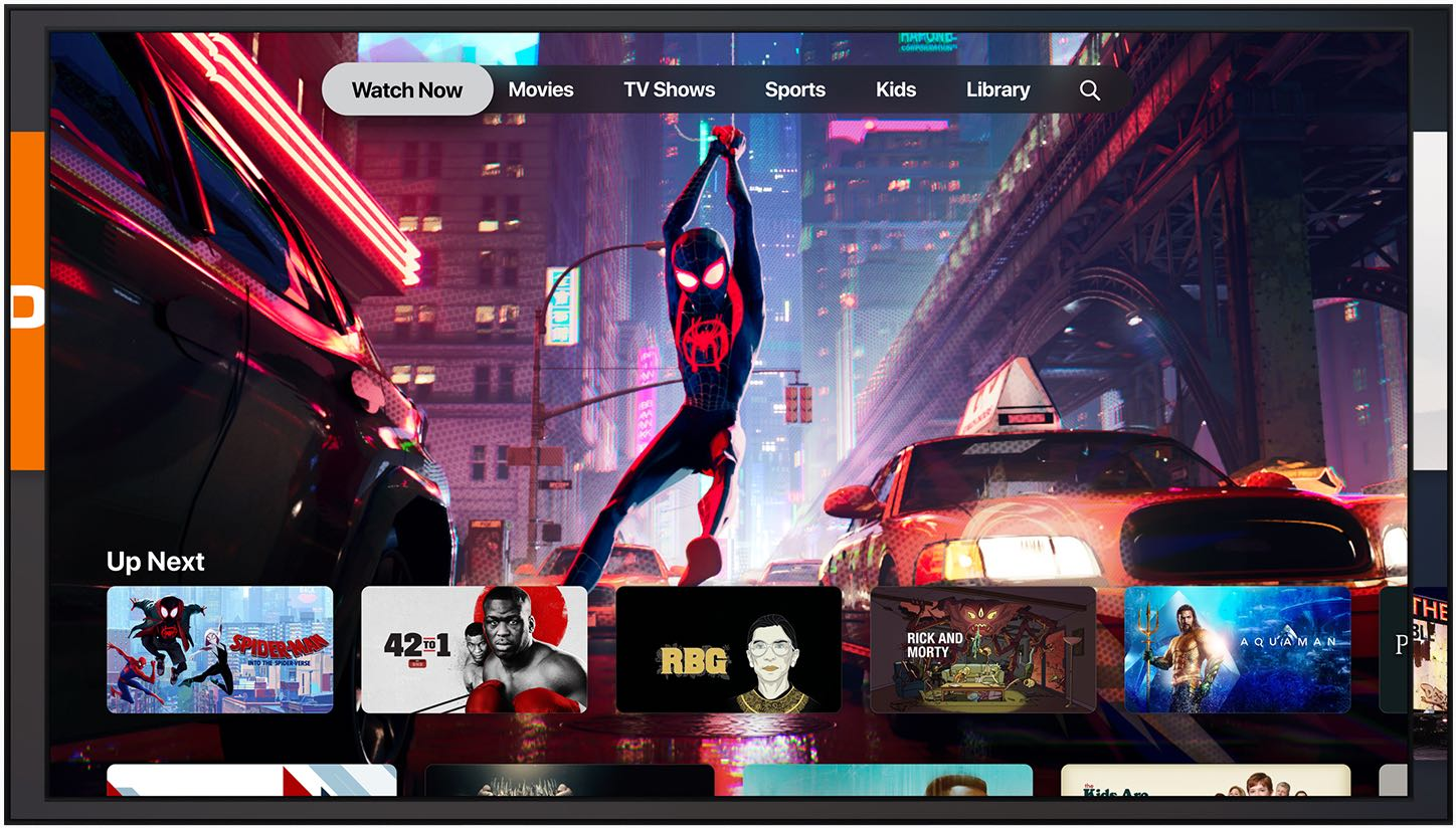 Hands-on with the upcoming Apple TV channels in the overhauled TV app
