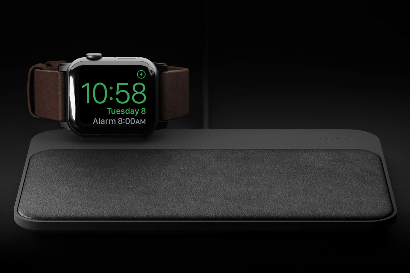 Nomad's Base Station Apple Watch Edition is the AirPower Apple won't release