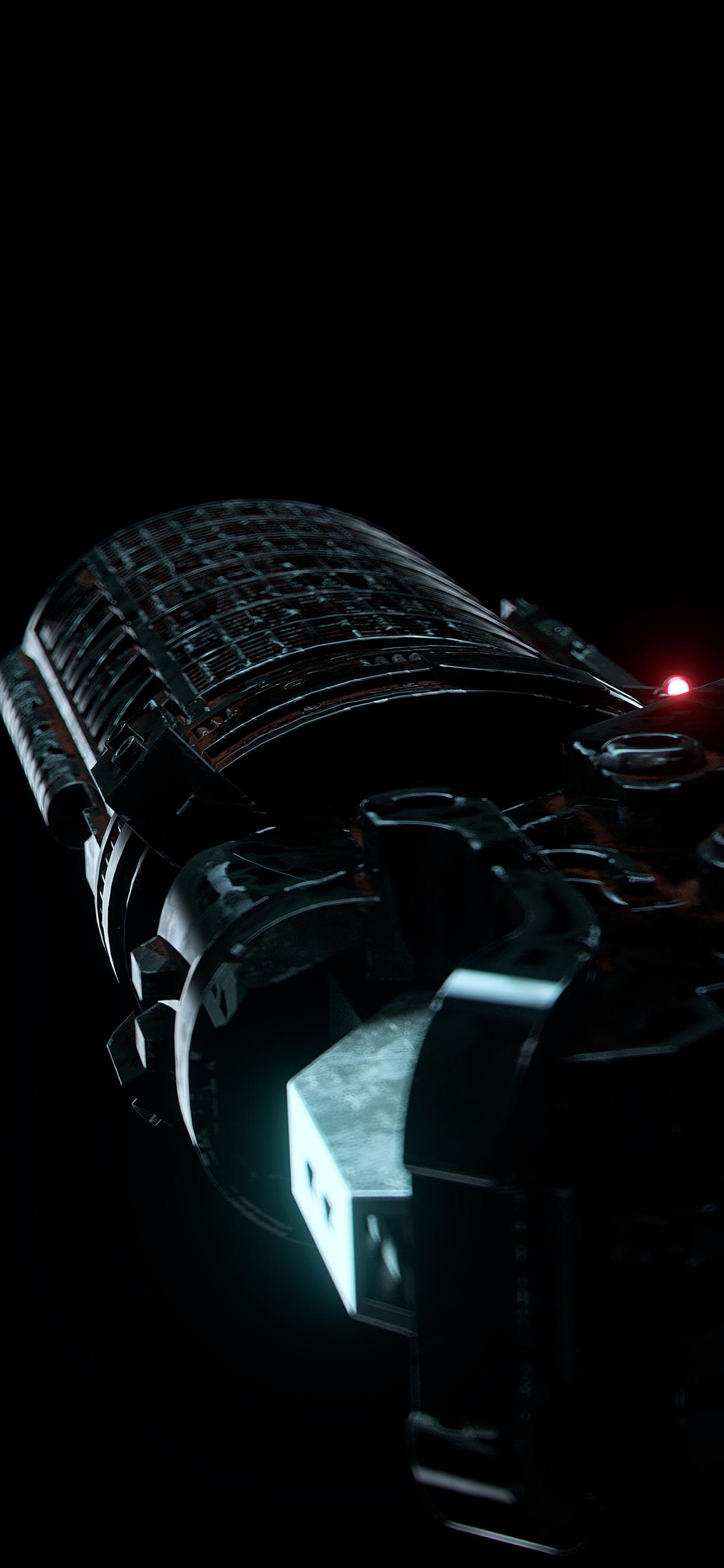 Blade Runner 2046 K's Blaster 1 Jason Zigrino