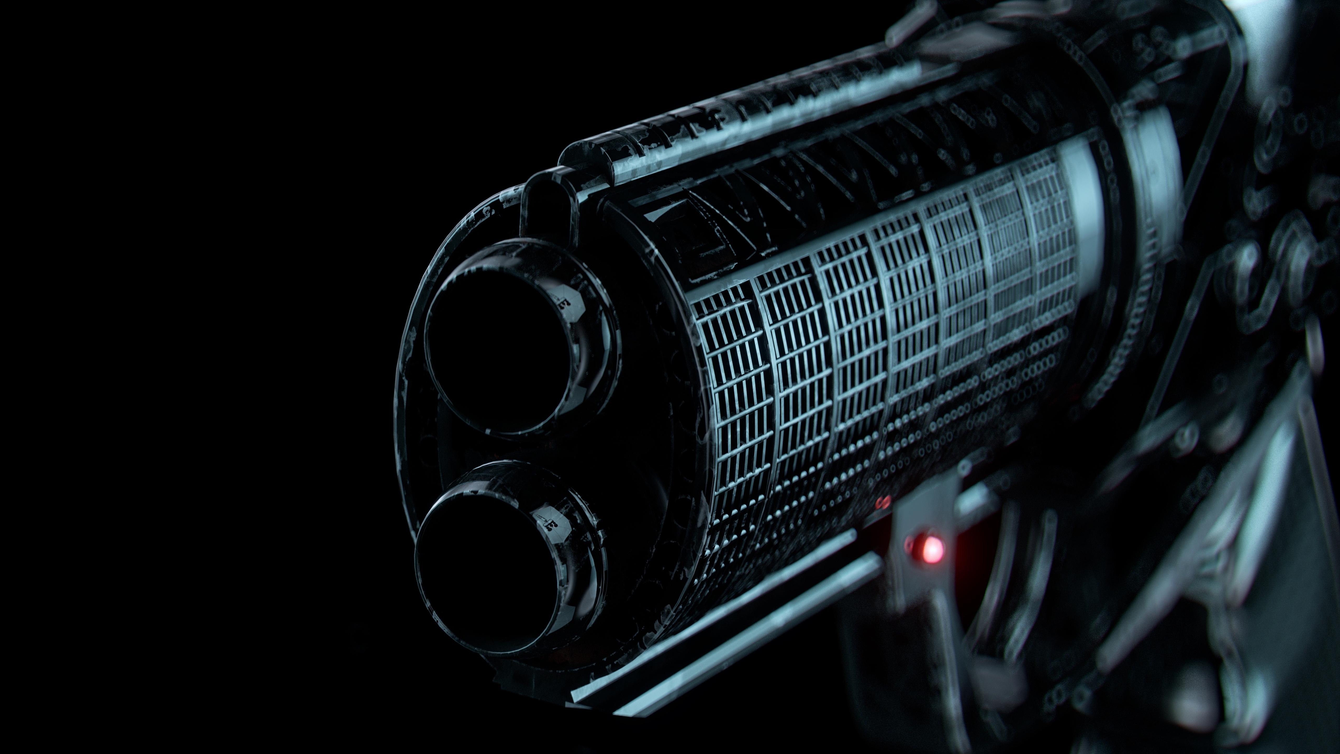 Blade Runner 2046 K's Blaster 3Jason Zigrino b