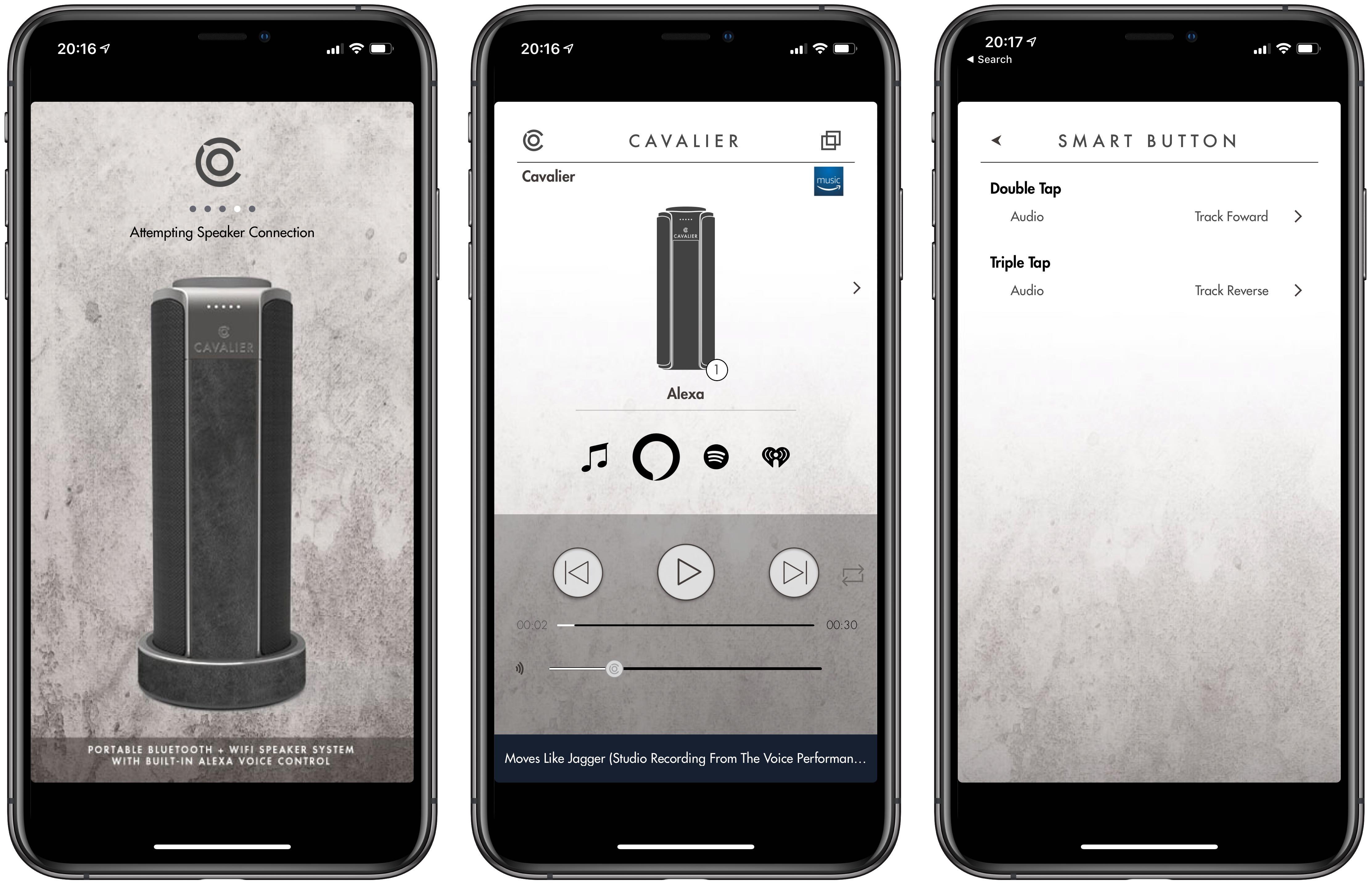 Review: Cavalier Maverick—a stylish Alexa speaker that goes