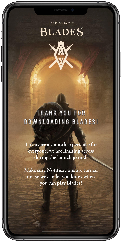 Following numerous delays, Bethesda's The Elder Scrolls: Blades