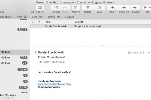 How to automatically delete junk emails in Mail on Mac