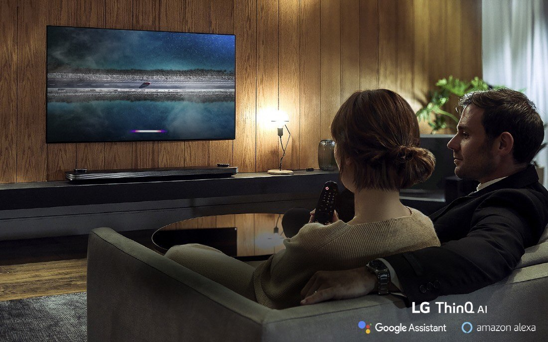 LG's new smart TVs will receive support for AirPlay 2 and