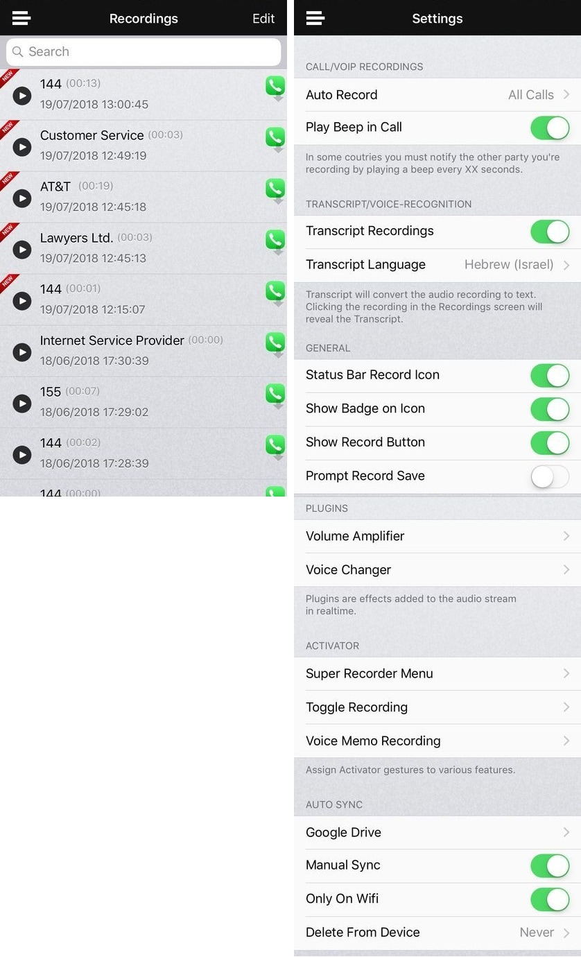 These jailbreak tweaks let you record phone calls with the
