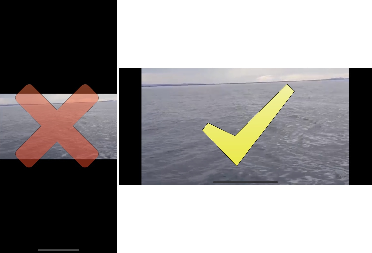 Video Direction Control lets rotation lock users enjoy videos in landscape orientation without fuss