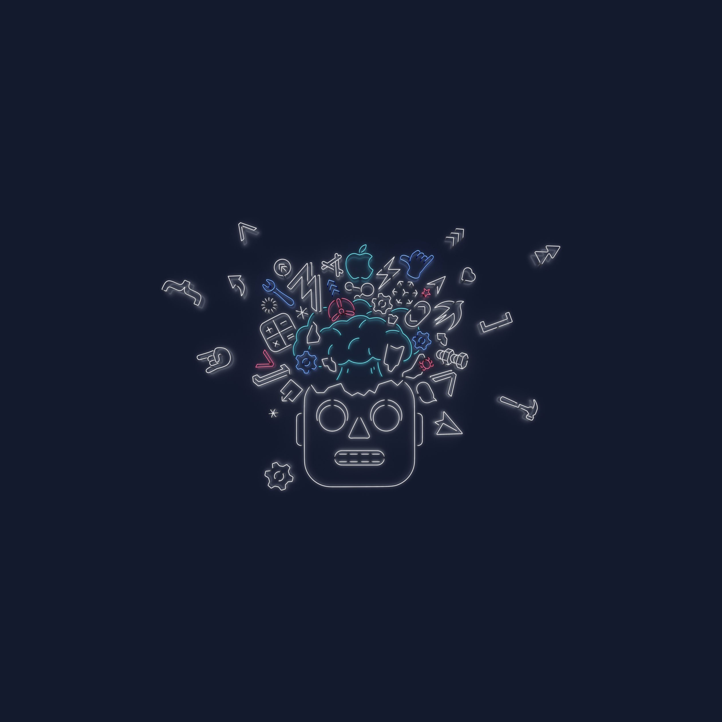 WWDC 2019 Wallpapers