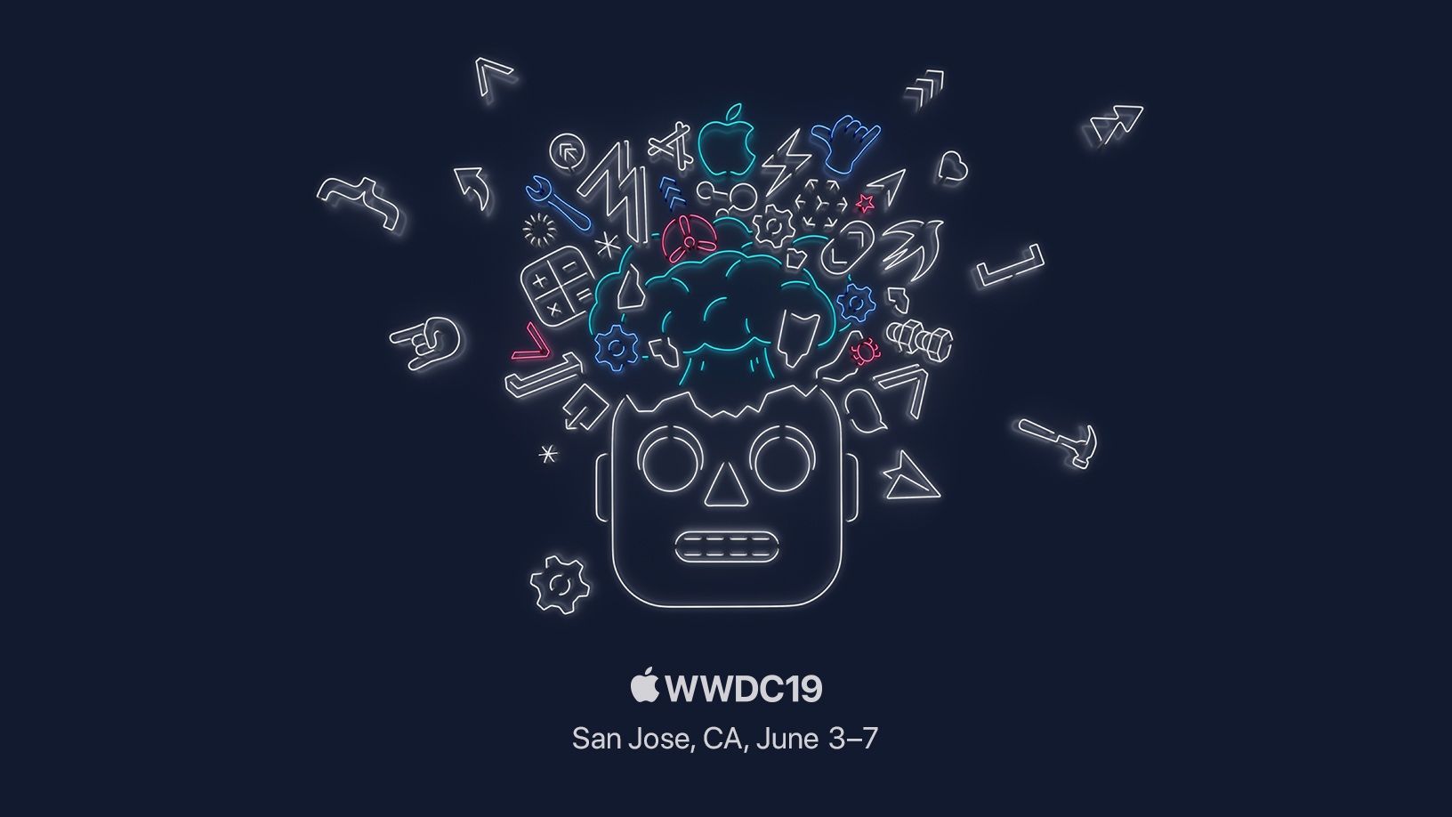 Apple updates WWDC app with customizable icon, new iMessage stickers, and more