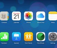 iCloud dot com online