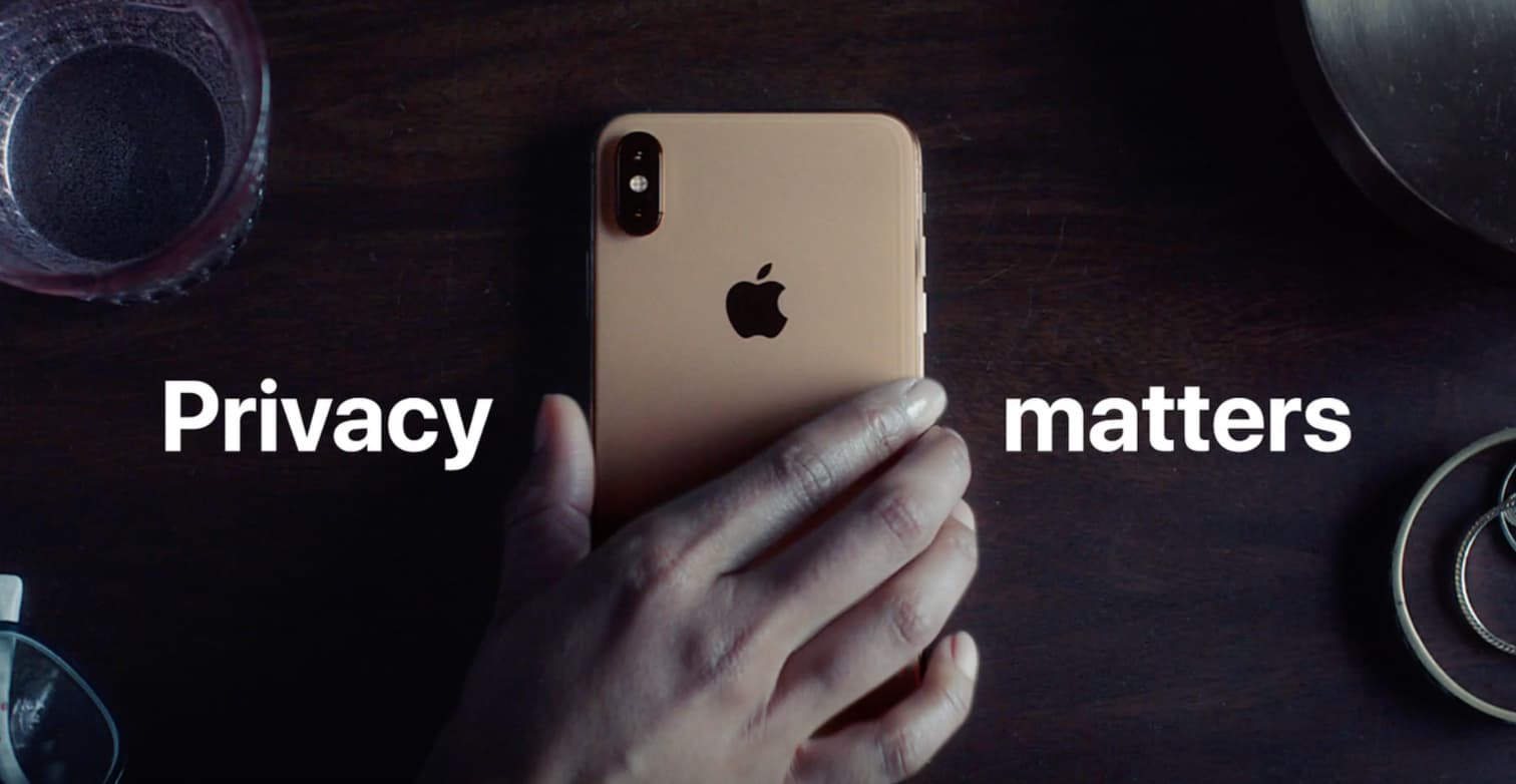 Apple posts new 'Private Side' iPhone ad