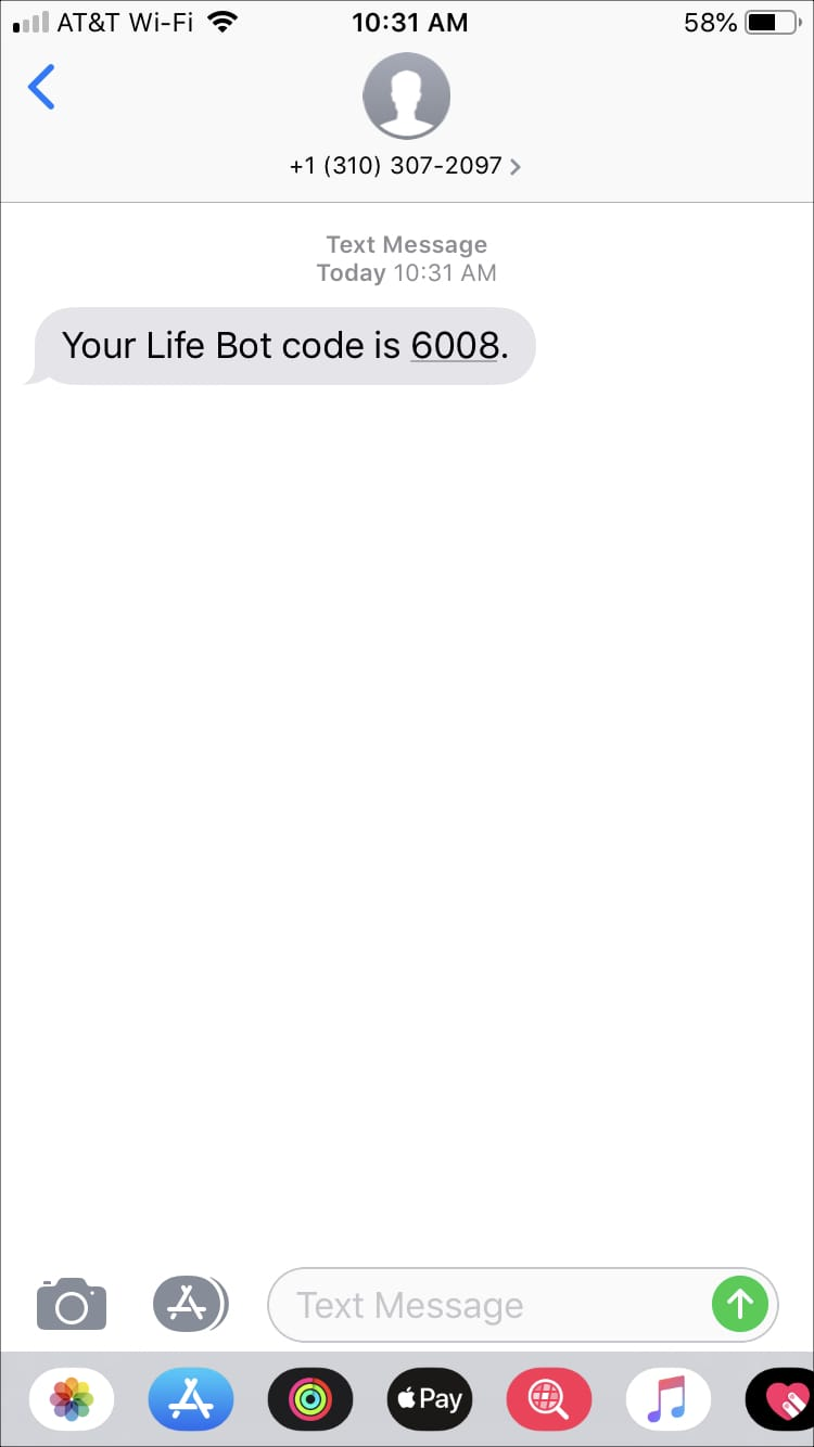 Alexa Find My Phone Text Code