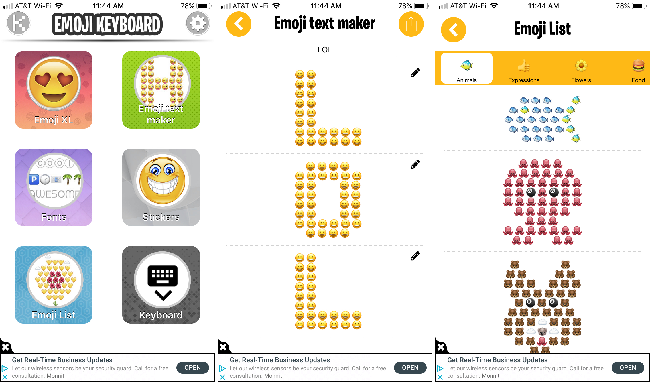 Emoji – Keyboard iPhone