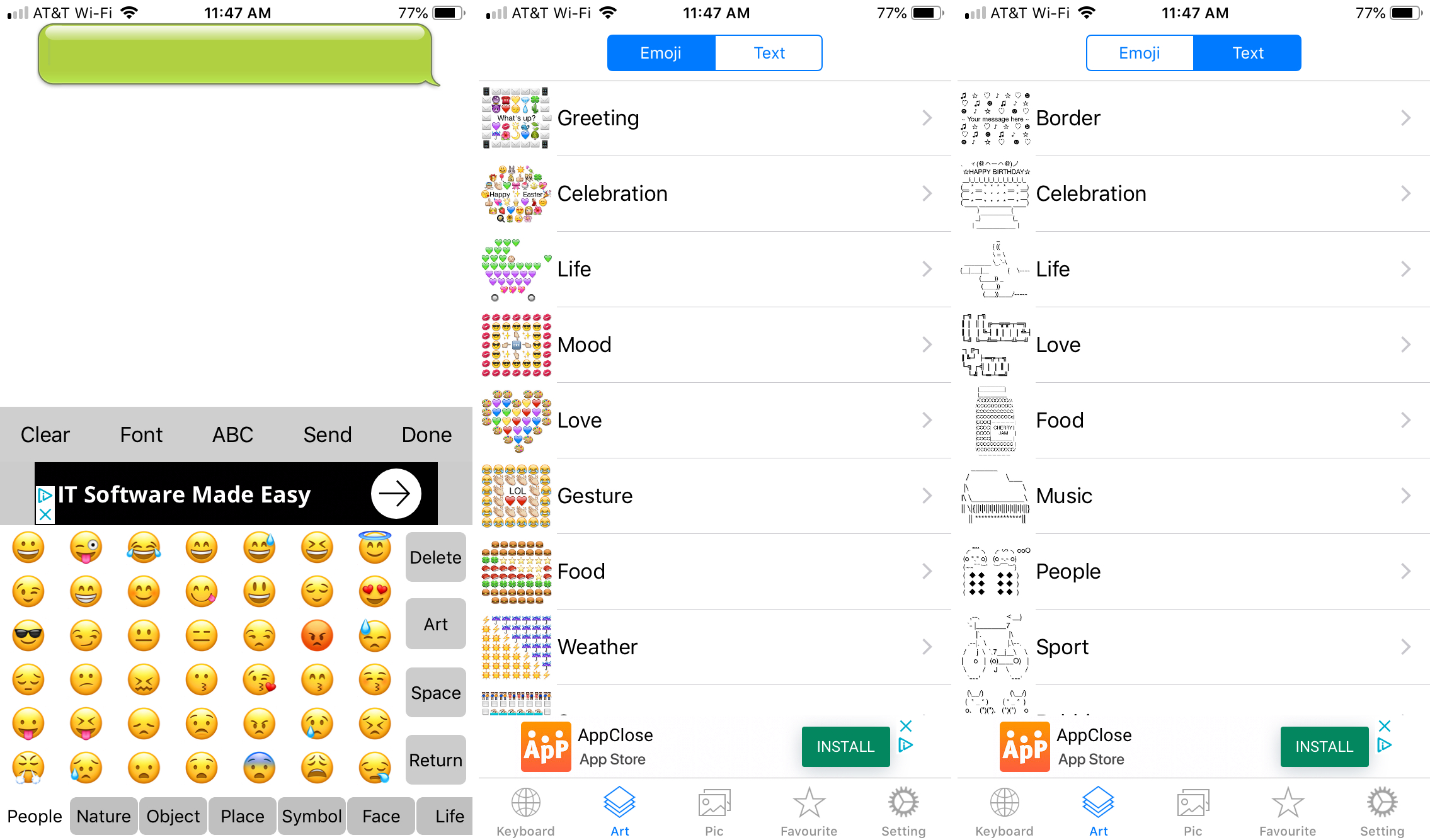 Emoji Keyboard Emojis Me Maker iPhone