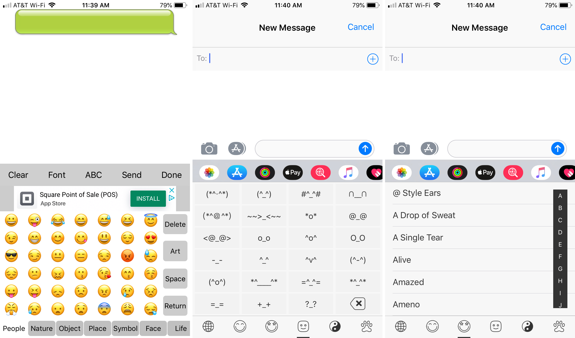 Emoji for Message - Text Maker iPhone