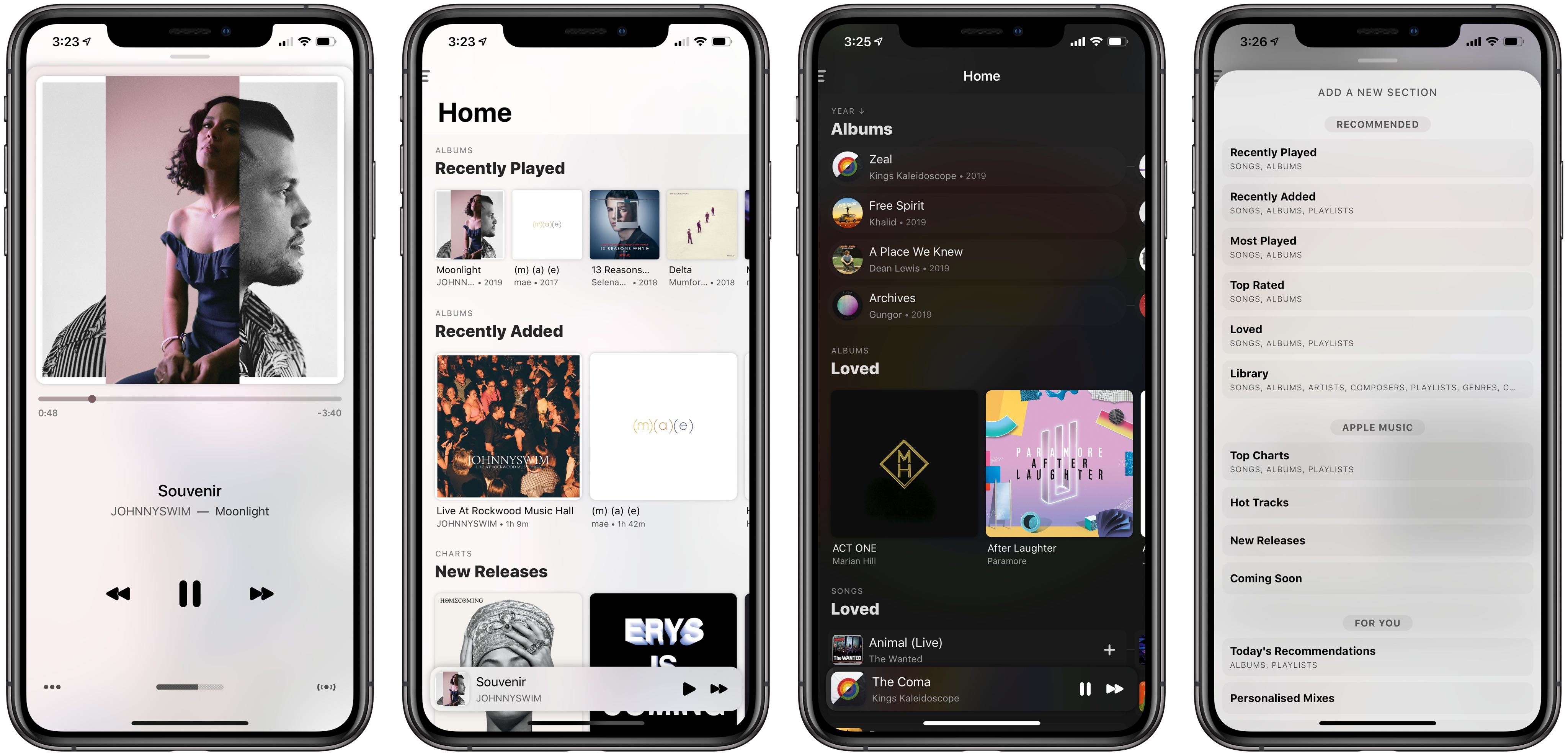 Marvis is a full-fledged replacement for the built-in Music