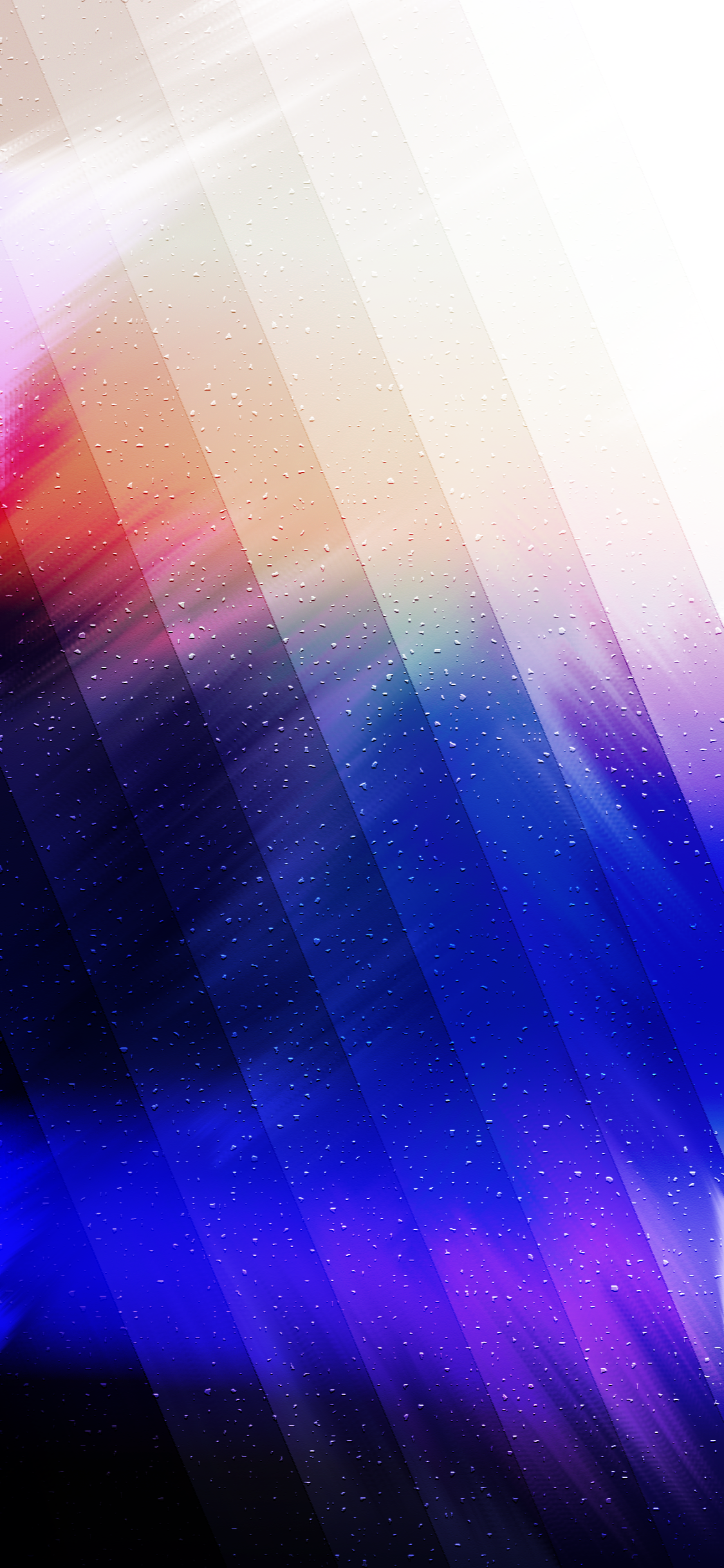 Wallpapers of the week: colorful geometry and bokeh
