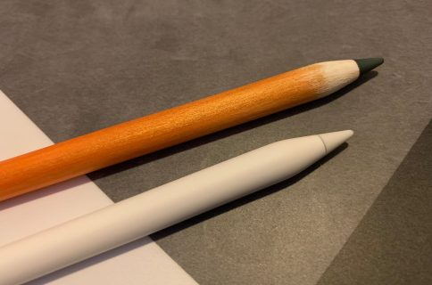 sports shoes c23e1 58111 Nickel-and-diming customers: Apple Pencil 2 comes without an extra ...