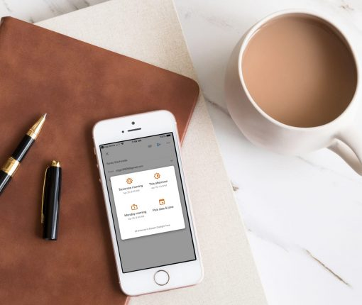 Schedule emails in Gmail app iPhone