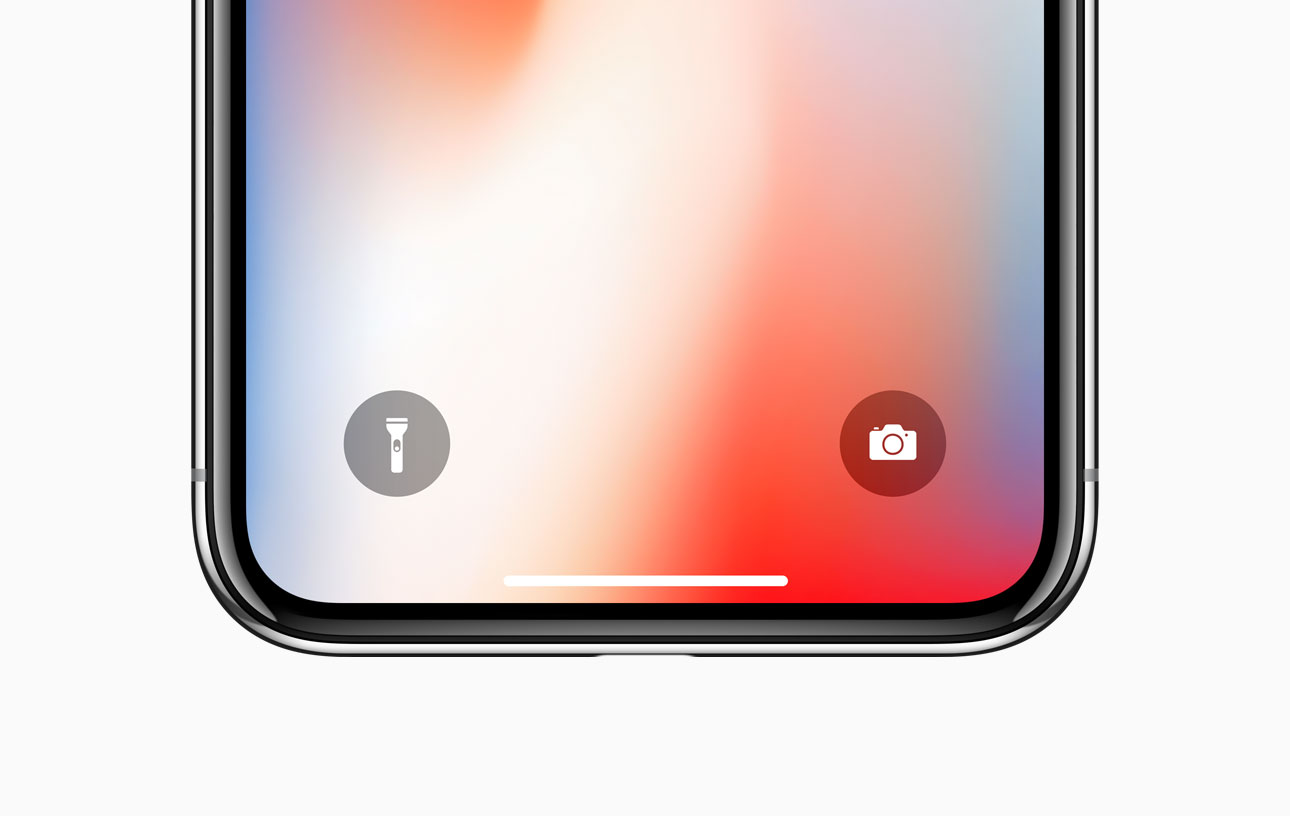 How to use camera on iphone xr lock screen