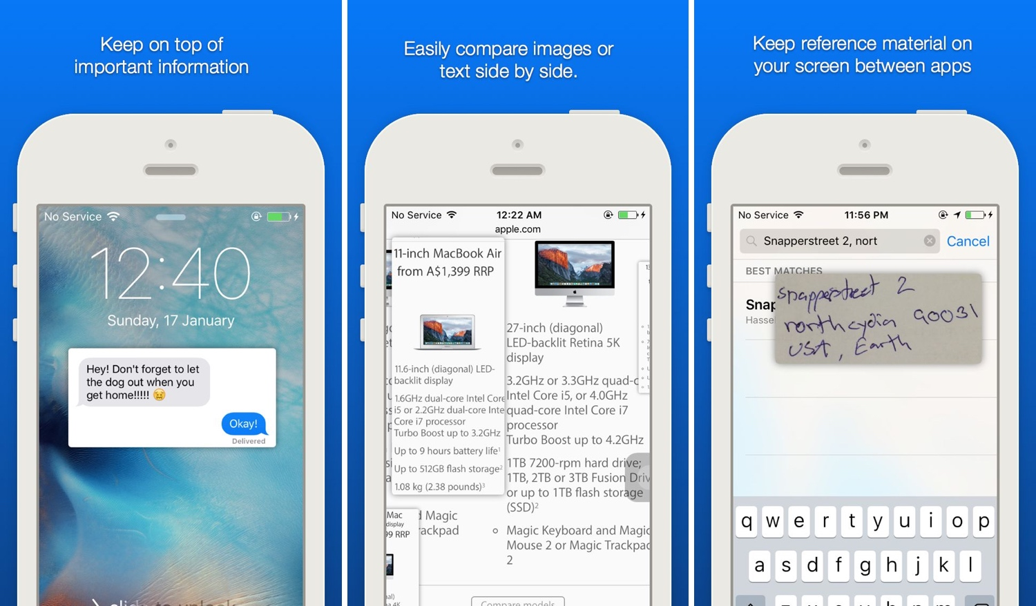 Snapper 2 augments your iPhone's screenshot-centric capabilities