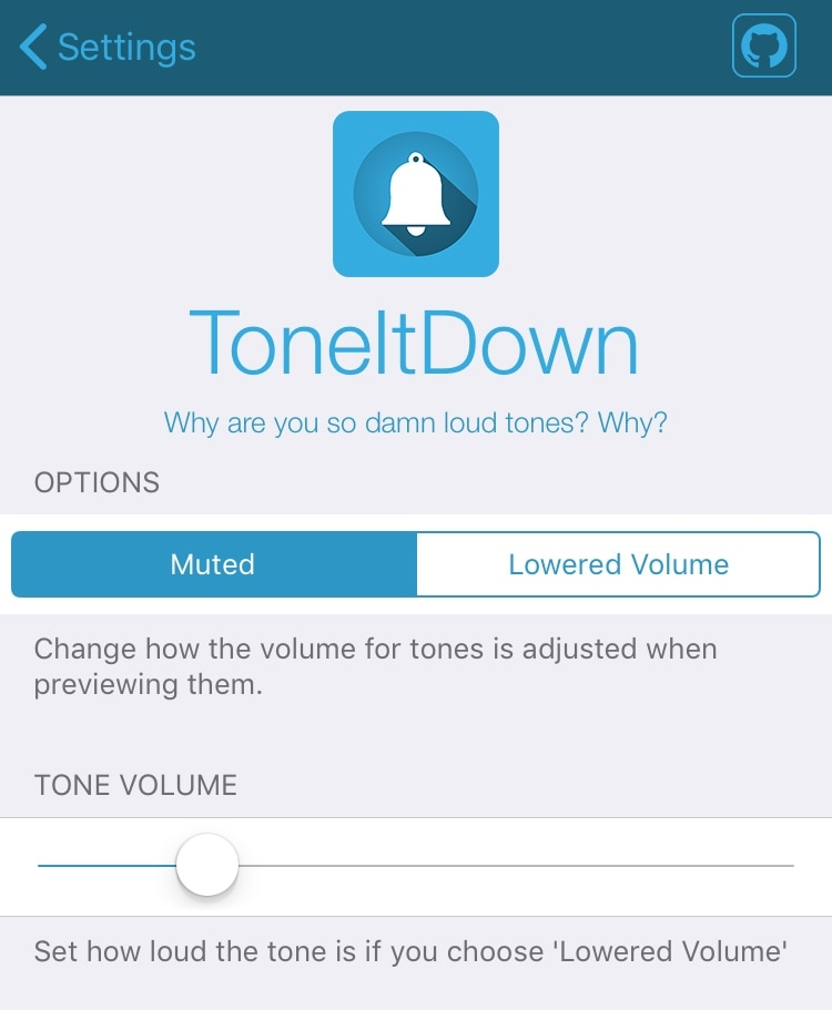 ToneItDown makes previewing alarm tones in the Clock app